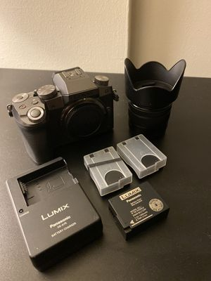 Panasonic G4 silver body, 4K video for Sale in San Francisco, CA