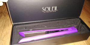 Soleil hair iron for Sale in Falls Church, VA