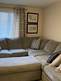 Sectional Couch Gray Color for Sale in Easton,  MA