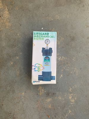 Lifegard mechanical filter AF-94 for aquarium new in box for Sale in Davie, FL