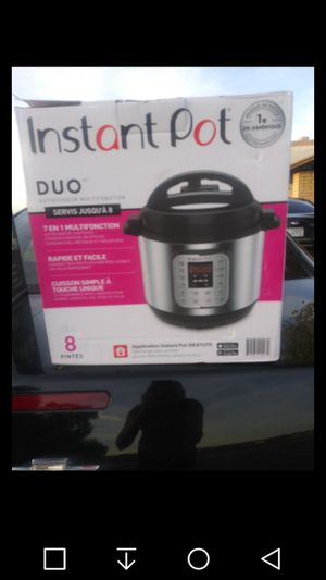 Brand new instant pot for Sale in Scottsdale, AZ
