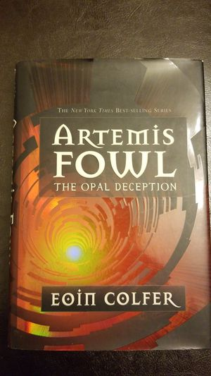 Artemis Fowl for Sale in Bothell, WA