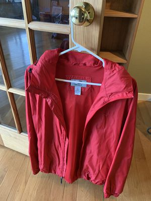 Champions large wind and rain jacket for Sale in Bothell, WA