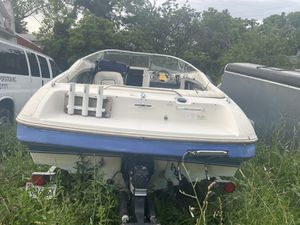 1994 BAYLINE BOAT LENGTH 20'2'' Good condition and work perfect for Sale in Greenbelt, MD
