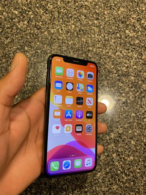 iPhone X UNLOCKED for Sale in Lebanon, PA