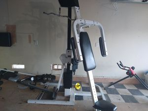 Gym workout machine for Sale in Apple Valley, CA