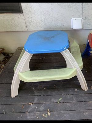 Kids table for Sale in San Antonio, TX