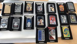 Zippo lighters for Sale in Miami, FL