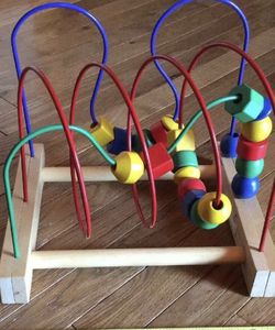 Baby Infant IKEA activity bead toy NEW for Sale in Mansfield,  NJ