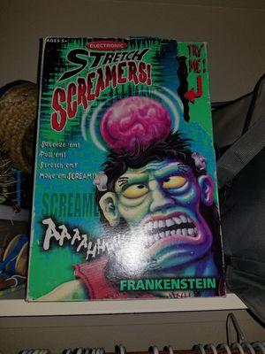 Stretch Screamer toy collectable NIB for Sale in Visalia, CA