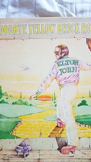 Elton John - Goodbye yellow brick road double LP for Sale in Woodbine, MD