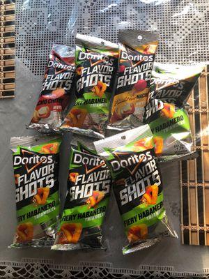 Doritos Flavor shots for Sale for sale  San Jose, CA