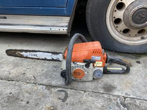 🛠 STIHL MS 180 CHAINSAW 🛠 for Sale in Carson, CA