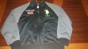 Boys US Polo zip up jacket size 5/6 for Sale in Waterford, PA