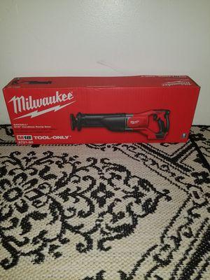 Milwaukee M18 Sawzall Reciprocating Saw NEW for Sale in Saint Paul, MN