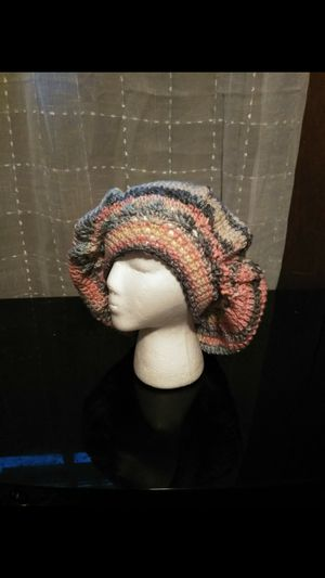 100% crochet hat for women for Sale in Kannapolis, NC