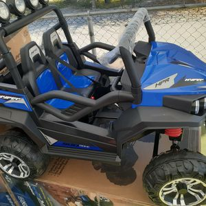 Hyper 12 Volts Utv For Kids, powerwheel for Sale in Arvin, CA