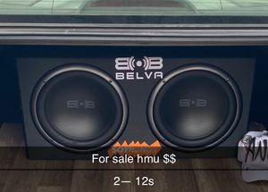 Subwoofer for Sale in Manassas, VA