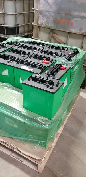Golf cart batteries. 12v for Sale in Cumberland, RI