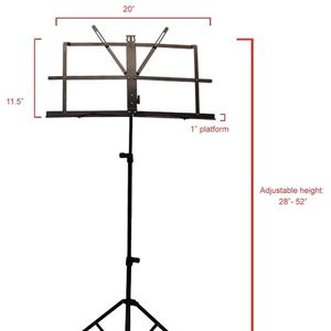 Folding Music stand for Sale in Queens, NY