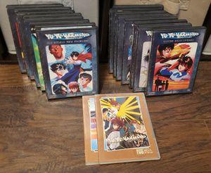 Yu Yu Hakusho Seasons 2, 3, 4 Anime DVDs for Sale in Plano, TX