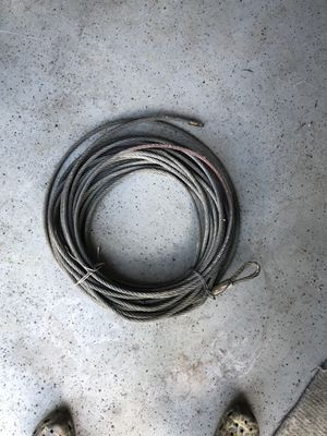 Winch cable 100' for Sale in Doral, FL