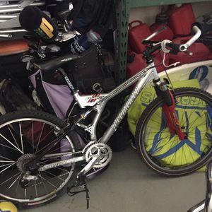 Like new specialized stump jumper Mountian bike for Sale in Salt Lake City, UT