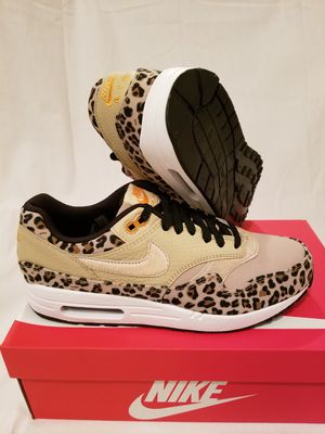 Nike Air Max Leopard Animal pack sizes 11W (9.5M) and 11.5W (10M) for Sale in Alexandria, VA