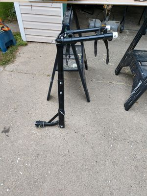 Bike rack for Sale in Battle Creek, MI