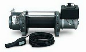 New in box - Warn 30279 Series 9 Industrial Hydraulic Winch for Sale in Renton, WA