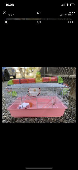 Hamster cage for Sale in Bakersfield, CA