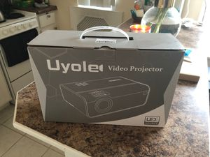 LED UYOLE Projector going for cheap! for Sale in Washington, DC