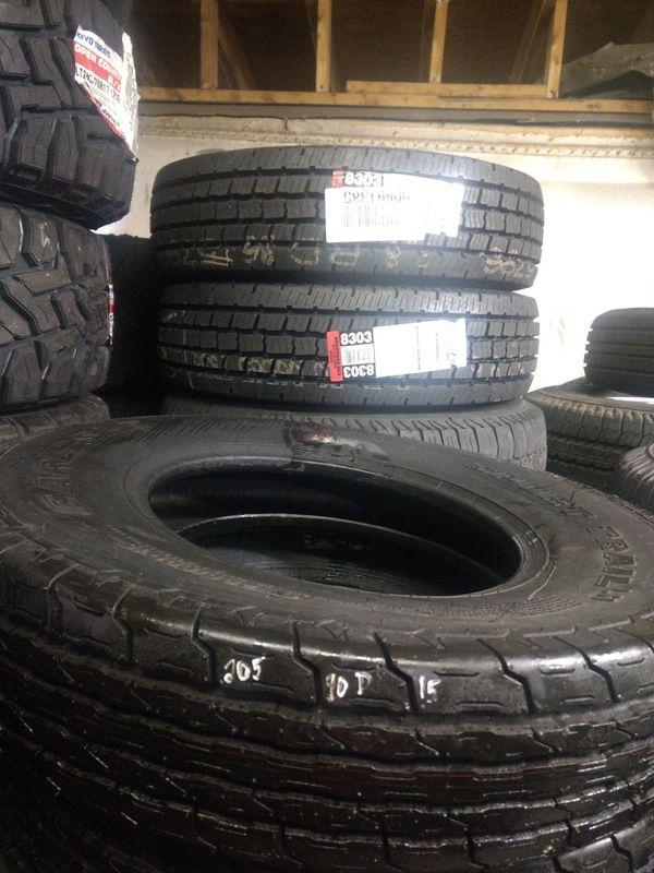 205/70/15 trailer tire