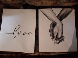 Black & white Love pictures for Sale in Virginia Beach, VA