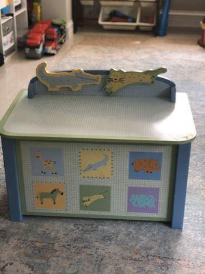 Baby Toddler Toy Storage Box for Sale in Carol Stream, IL