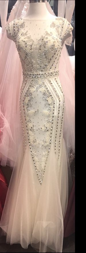 Weeding/ prom/ events dress for Sale in Queens, NY