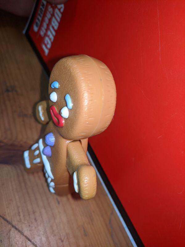 2010 McDonald's Shrek gingerbread man