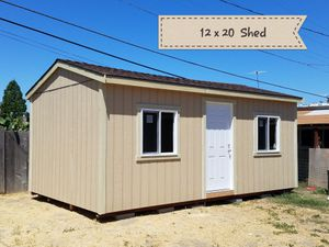 Home Shed STARTING at $2,200 for Sale in Fremont, CA