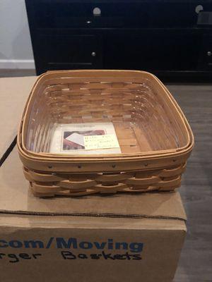 Longaberger Note pal Basket for Sale in Chandler, AZ