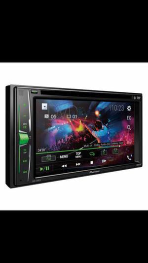 Pionner double din for Sale in Los Angeles, CA