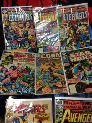 Comics and collectibles available 1950's up for Sale in Cherry Hill, NJ