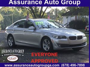 2012 BMW 528i for Sale in Lithonia, GA