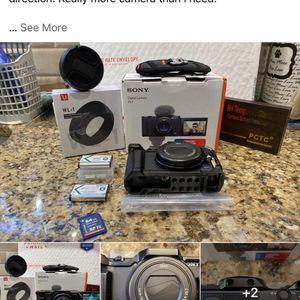 Sony ZV-1 Digital Camera Vlogger for Sale in Columbia, SC