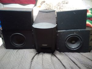 Bose Acoustimass Module surround sound for Sale in St. Louis, MO