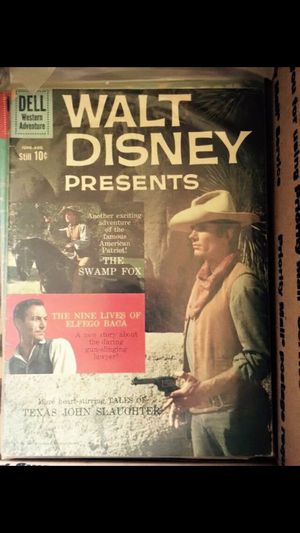 Vintage dell comics western movie classics 1958-1961 for Sale in Los Angeles, CA