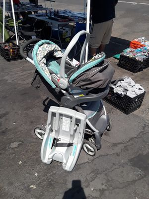 Stroller, car seat and base for Sale in San Diego, CA