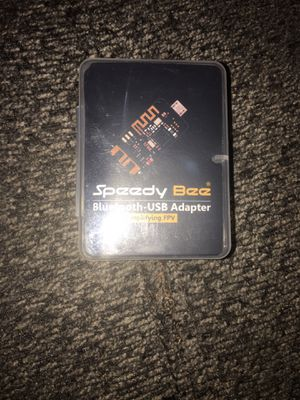 Speedybee Bluetooth adapter, Fpv, Drone, Beta flight for Sale in San Diego, CA