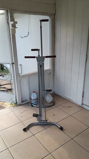 Work out machine for Sale in Cocoa, FL