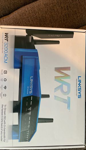Bought at micro center $325.00 , I decided to use Comcast modem router ! My lose your gain ! for Sale in Parker, CO