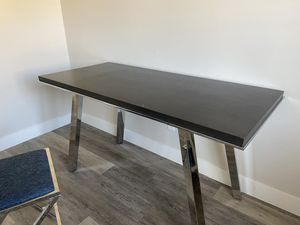 Modern work table, game room for Sale in Las Vegas, NV